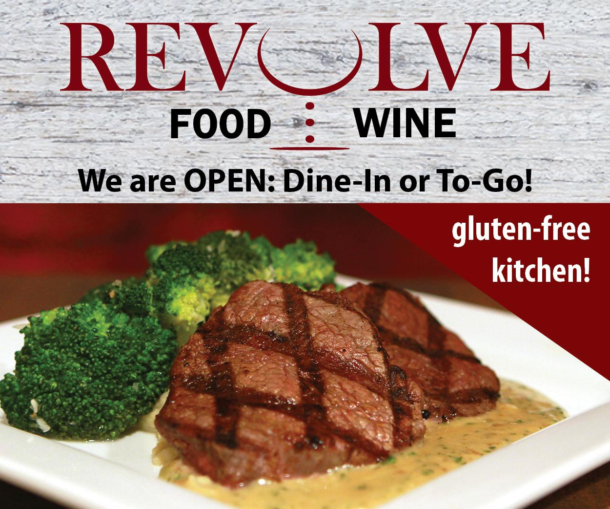 Revolve gluten free