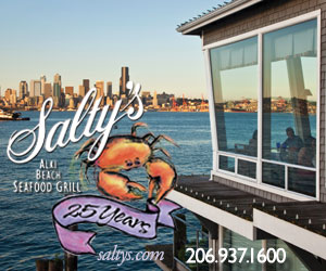 Salty's Seafood Grill