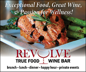 Revolve True Food & Wine Bar