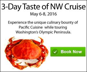 3-day Taste NW Cruise