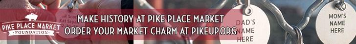Pike Market Charm