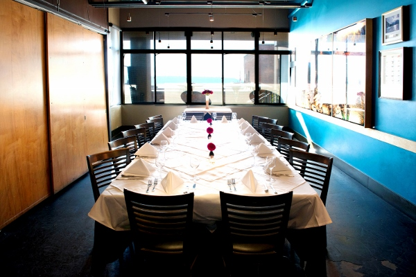 And When We Want To Celebrate, Something Iconically Northwest Is What We  Need. Steelhead Diner Has The Perfect Venue: A Room With A View In ...
